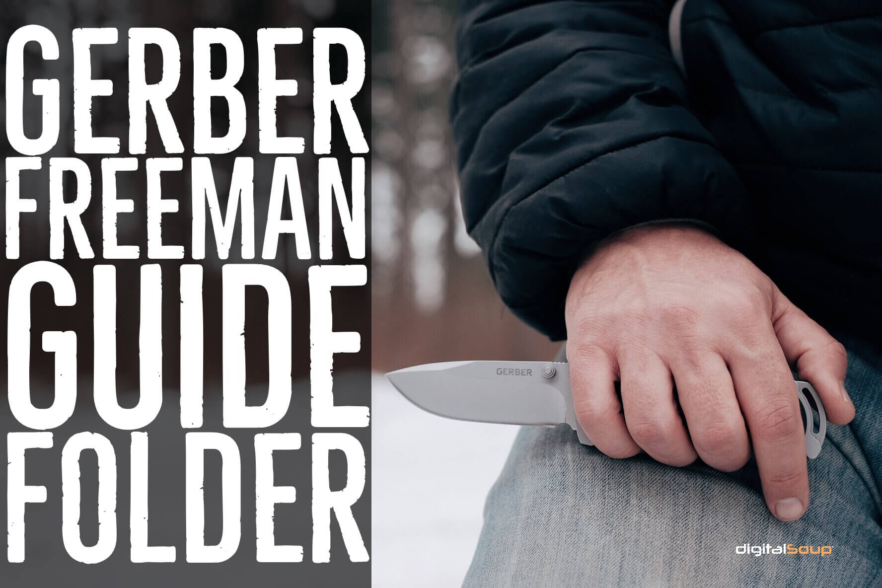 Gerber Freeman Guide Folder – The Review