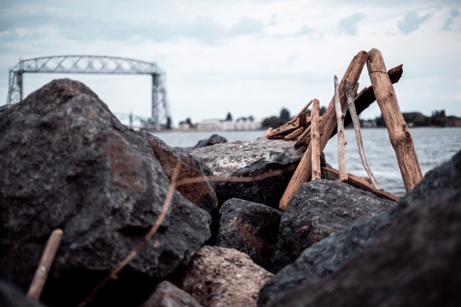Exploring Canal Park – Duluth, MN – p1
