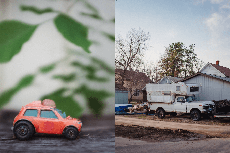 Duality – A tip on photographic team work