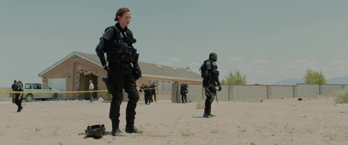 029 Sicario and Roger Deakins